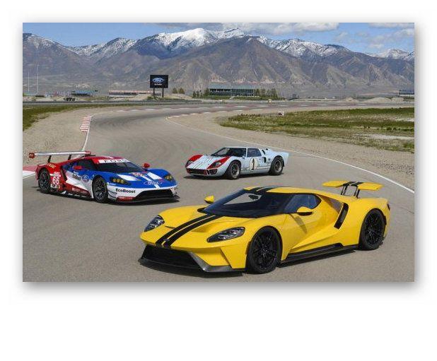 Составлен рейтинг гоночных автомашин для обычных дорог общественного пользования 5