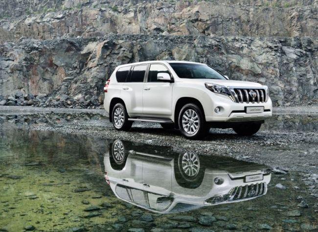 О двигателях для Toyota Land Cruiser Prado
