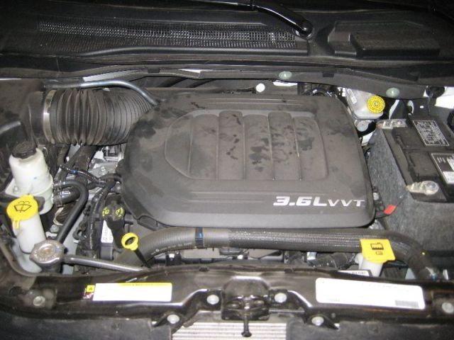Замена масла в автомобиле Chrysler Town & Country