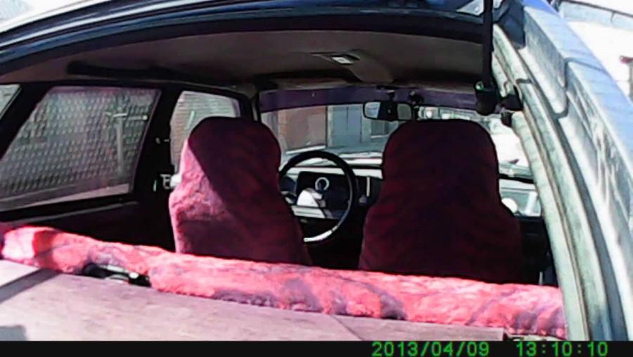 Изготовление задней полочки багажника для ВАЗ 2109