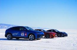 Как по маслу: российский SINTEC стал участником «Дней Скорости на льду Байкала»