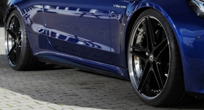 Mercedes-AMG C63 Coupe by Schmidt