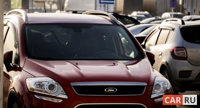 логотип, форд, ford