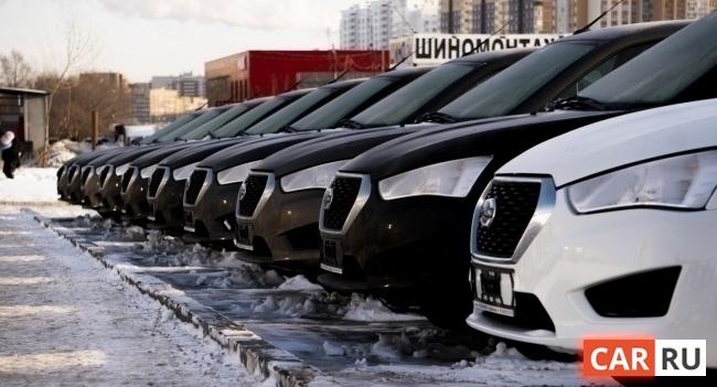 машины, автомобили, новый, ряд, продажа