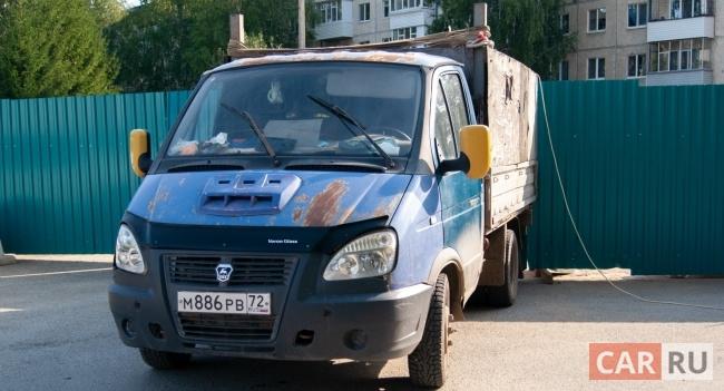 фургон, газель, грузовой