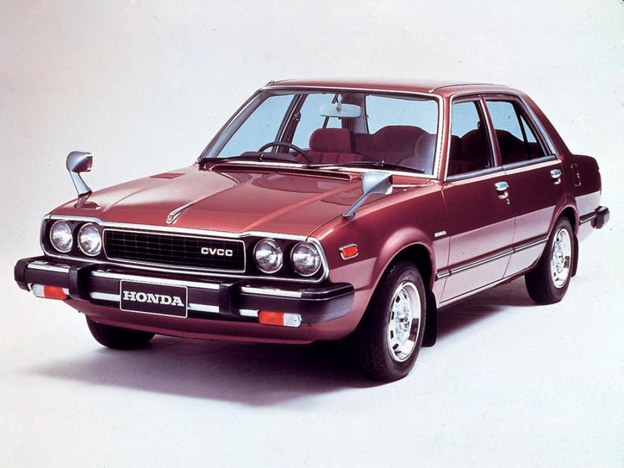 Honda Accord седан 4-дв., 1 поколение - отзывы, фото и характеристики на Car.ru
