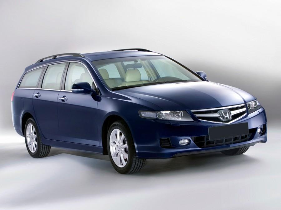 Honda Accord Tourer универсал, 2006–2008, 7 поколение [рестайлинг] - отзывы, фото и характеристики на Car.ru