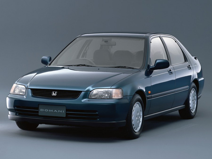 Honda Domani седан, 1992–1996, 1 поколение - отзывы, фото и характеристики на Car.ru