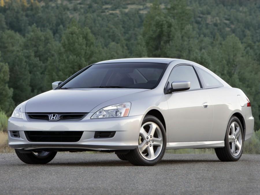 Honda Accord US-spec купе, 2006–2008, 7 поколение [рестайлинг] - отзывы, фото и характеристики на Car.ru