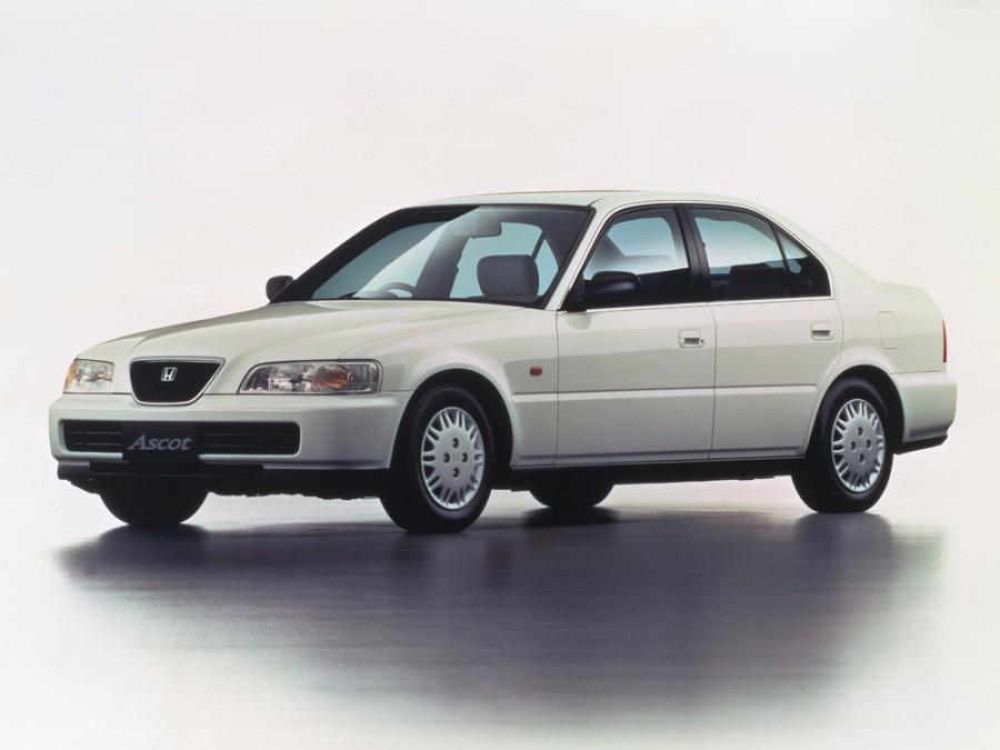 Honda Ascot седан, 1993–1997, CE - отзывы, фото и характеристики на Car.ru