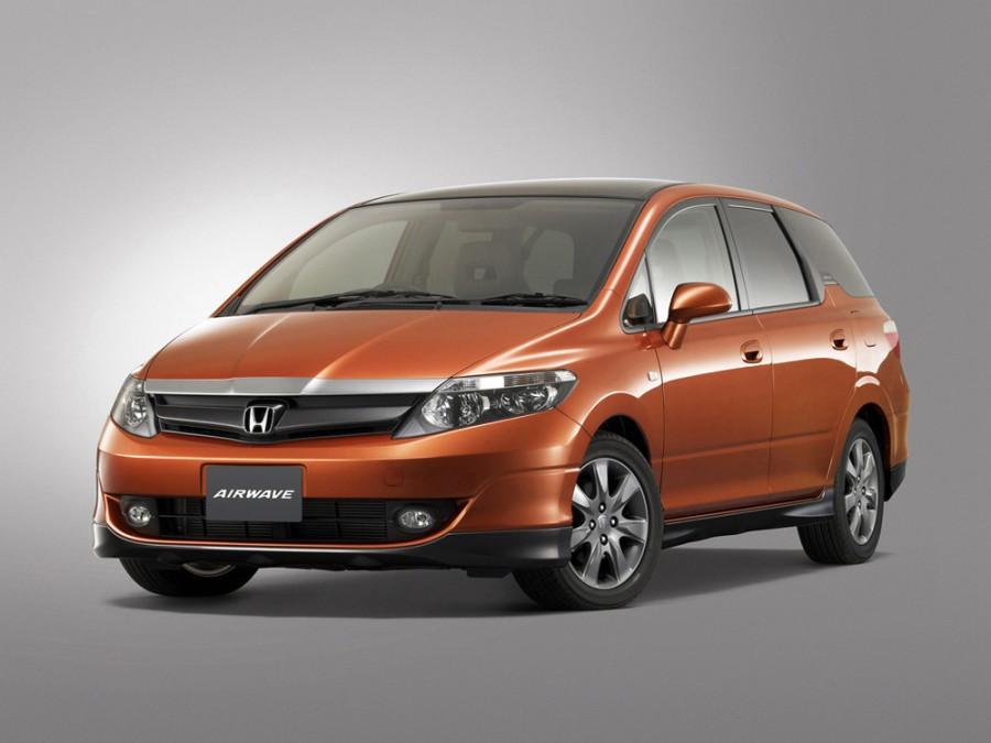 Honda Airwave универсал, 2005–2008, 1 поколение - отзывы, фото и характеристики на Car.ru