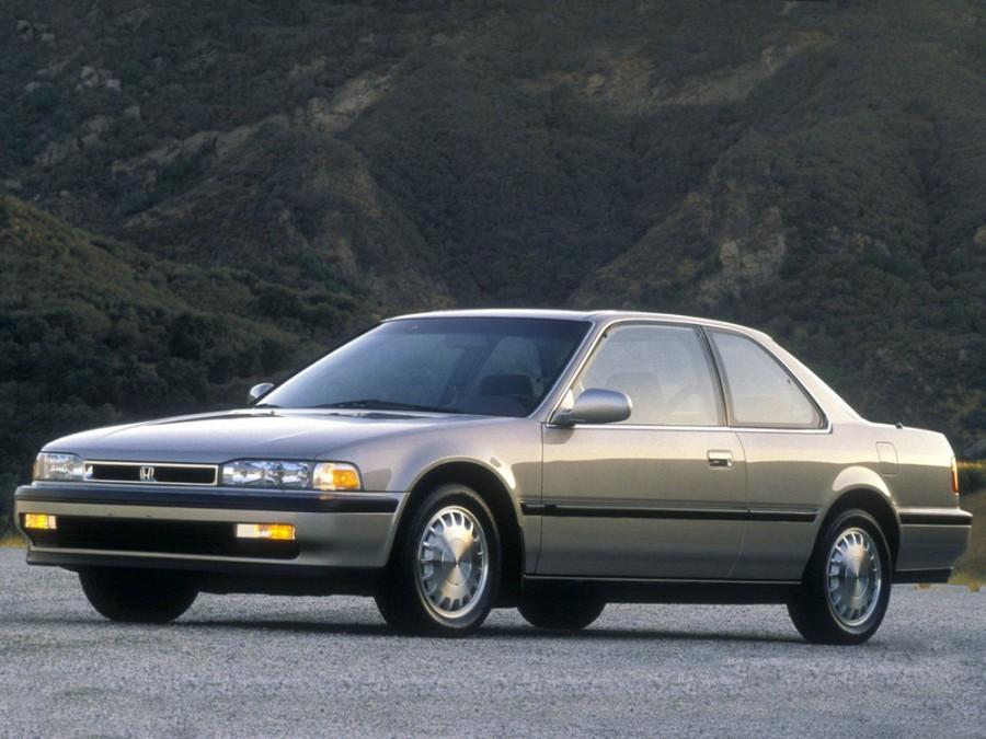 Honda Accord купе, 1990–1993, 4 поколение - отзывы, фото и характеристики на Car.ru