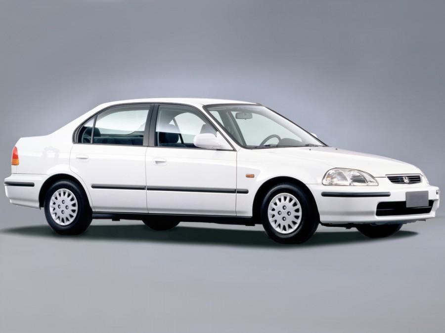 Honda Civic седан, 1995–2001, 6 поколение - отзывы, фото и характеристики на Car.ru