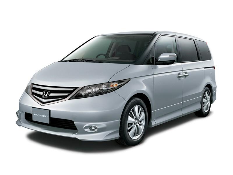 Honda Elysion минивэн, 2006–2008, 1 поколение [рестайлинг] - отзывы, фото и характеристики на Car.ru