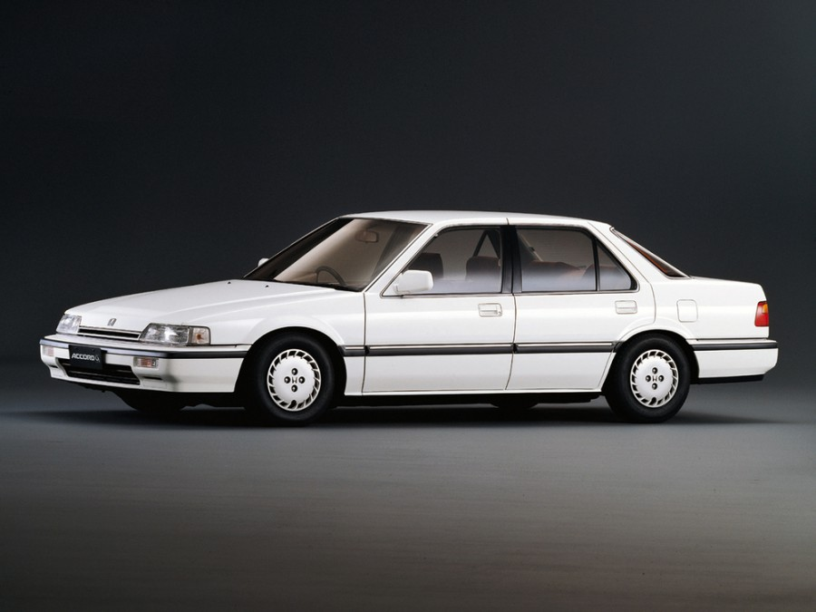 Honda Accord седан, 3 поколение - отзывы, фото и характеристики на Car.ru