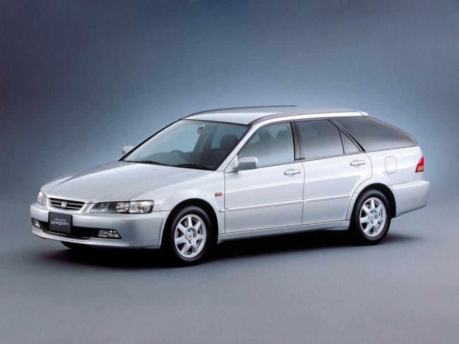 Honda Accord JP-spec универсал, 1998–2002, 6 поколение - отзывы, фото и характеристики на Car.ru
