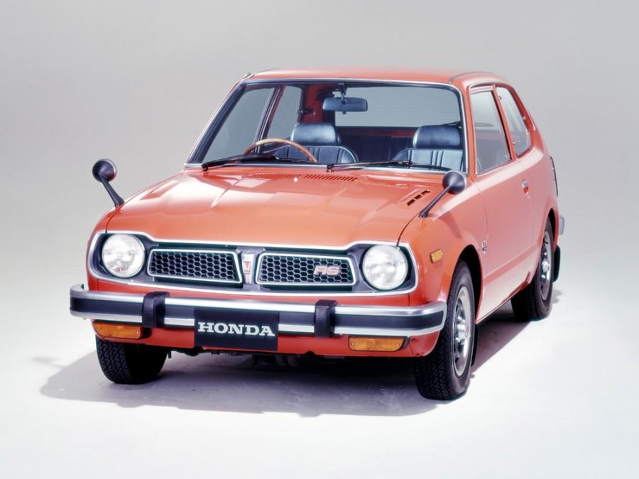 Honda Civic RS седан 2-дв., 1 поколение - отзывы, фото и характеристики на Car.ru