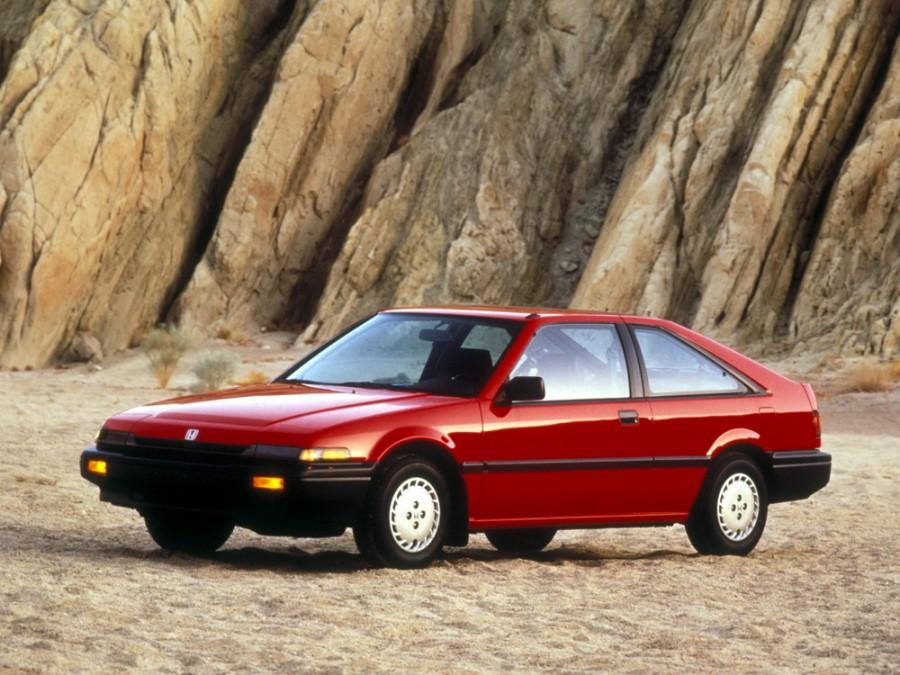 Honda Accord US-spec хетчбэк, 3 поколение - отзывы, фото и характеристики на Car.ru
