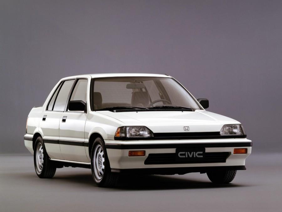 Honda Civic Si седан 4-дв., 3 поколение - отзывы, фото и характеристики на Car.ru