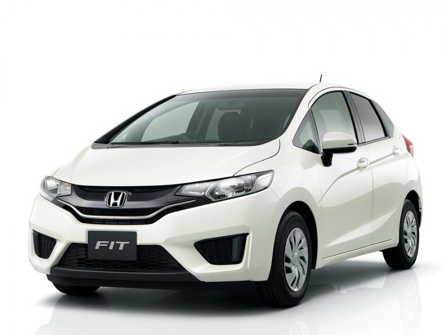 Honda Fit хетчбэк, 2013–2016, 3 поколение - отзывы, фото и характеристики на Car.ru