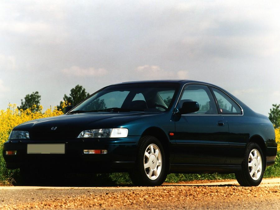 Honda Accord купе 2-дв., 1993–1998, 5 поколение - отзывы, фото и характеристики на Car.ru