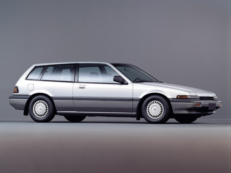 Honda Accord универсал, 3 поколение - отзывы, фото и характеристики на Car.ru