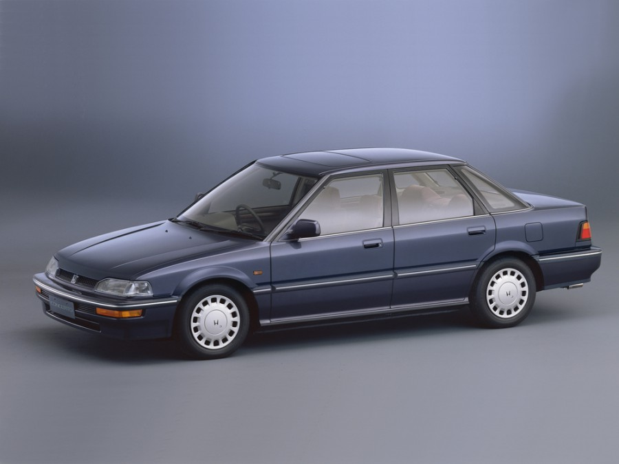 Honda Concerto седан, 1988–1995, HW - отзывы, фото и характеристики на Car.ru