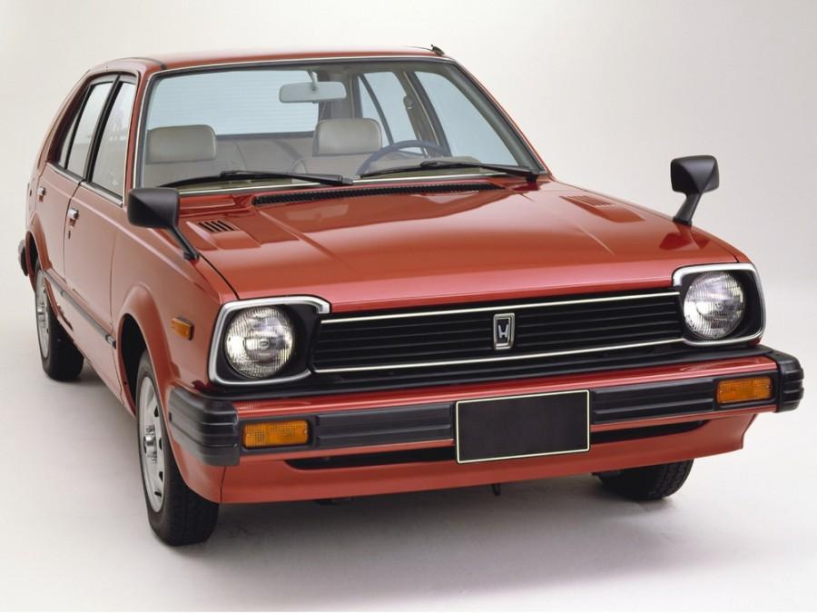 Honda Civic хетчбэк 5-дв., 2 поколение - отзывы, фото и характеристики на Car.ru