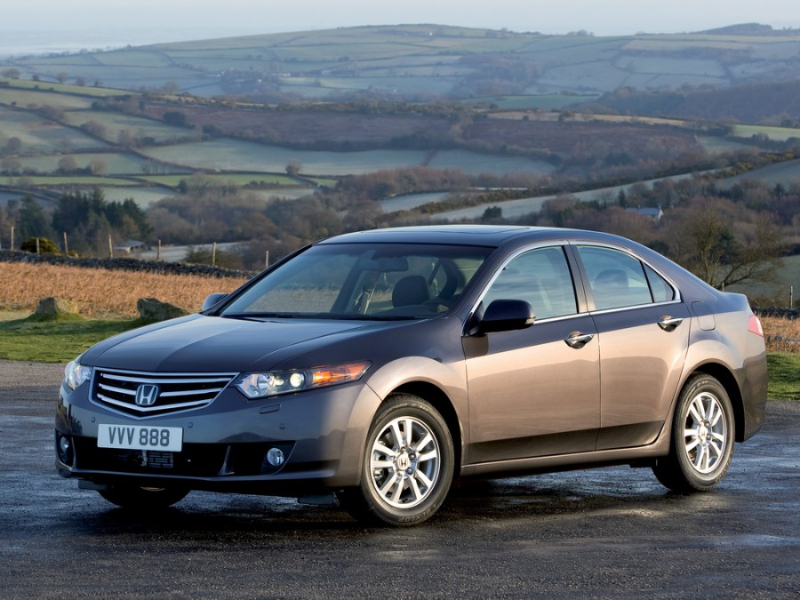 Honda Accord седан 4-дв., 2008–2011, 8 поколение - отзывы, фото и характеристики на Car.ru