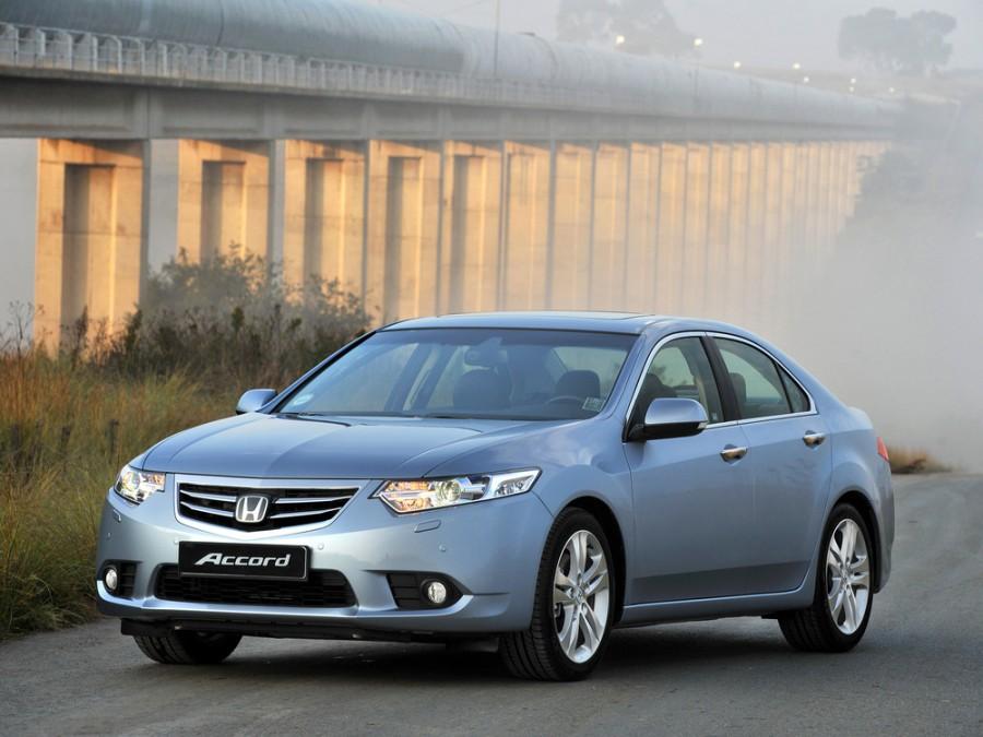 Honda Accord седан 4-дв., 2011–2013, 8 поколение [рестайлинг] - отзывы, фото и характеристики на Car.ru