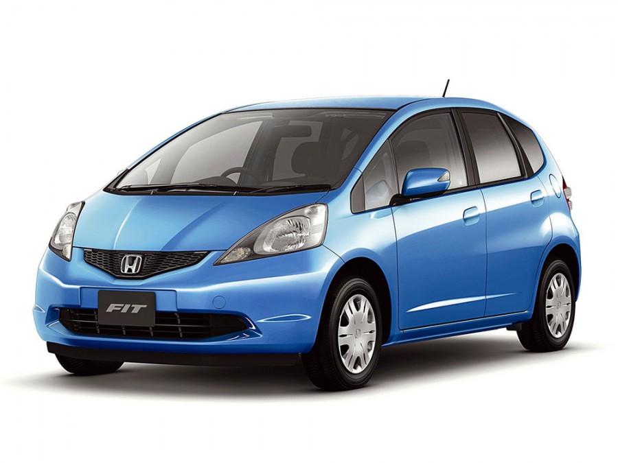 Honda Fit хетчбэк, 2007–2016, 2 поколение - отзывы, фото и характеристики на Car.ru