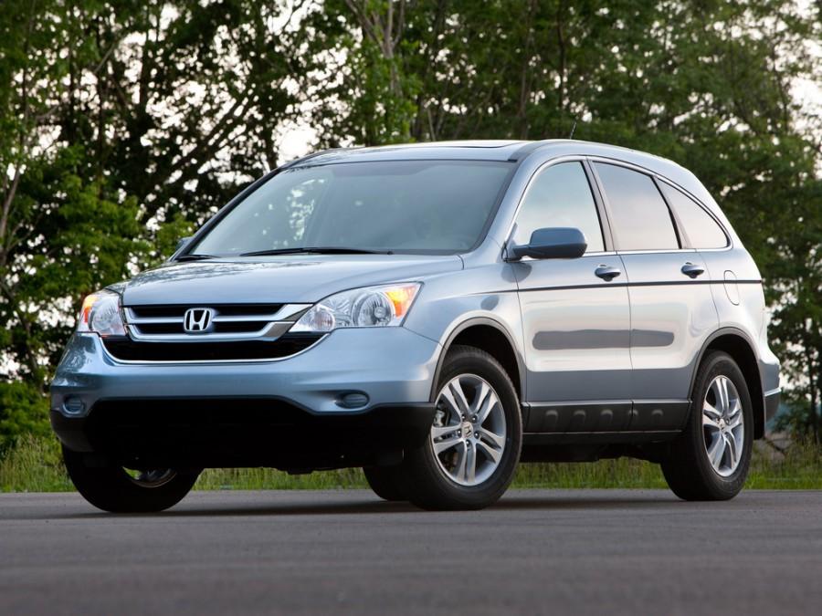 Honda CR-V кроссовер, 2009–2012, 3 поколение [рестайлинг] - отзывы, фото и характеристики на Car.ru