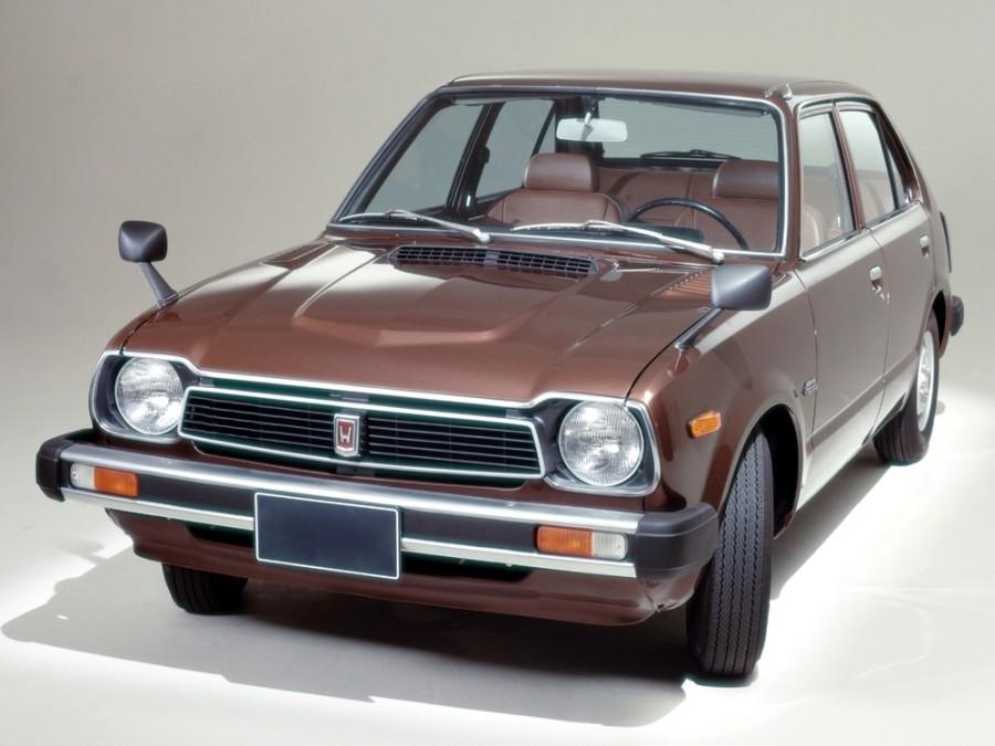 Honda Civic седан 4-дв., 1 поколение - отзывы, фото и характеристики на Car.ru