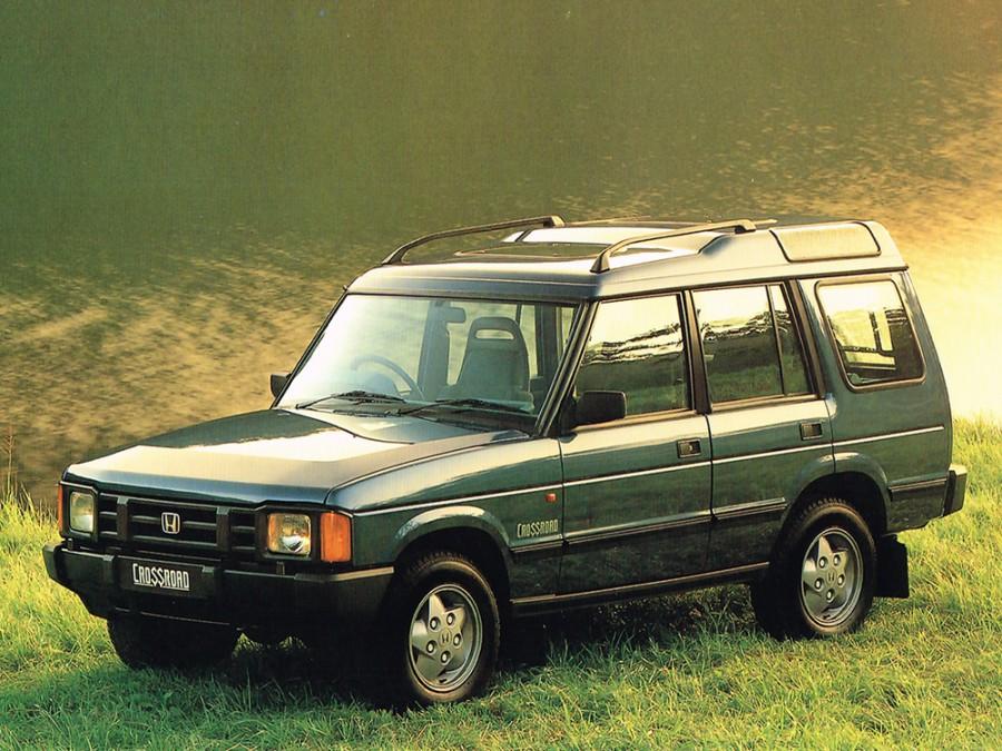Honda Crossroad внедорожник 5-дв., 1993–1998, 1 поколение - отзывы, фото и характеристики на Car.ru