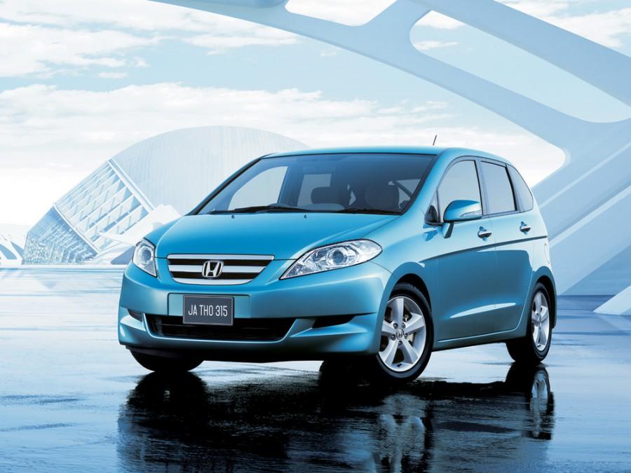 Honda Edix минивэн, 2004–2006, 1 поколение - отзывы, фото и характеристики на Car.ru