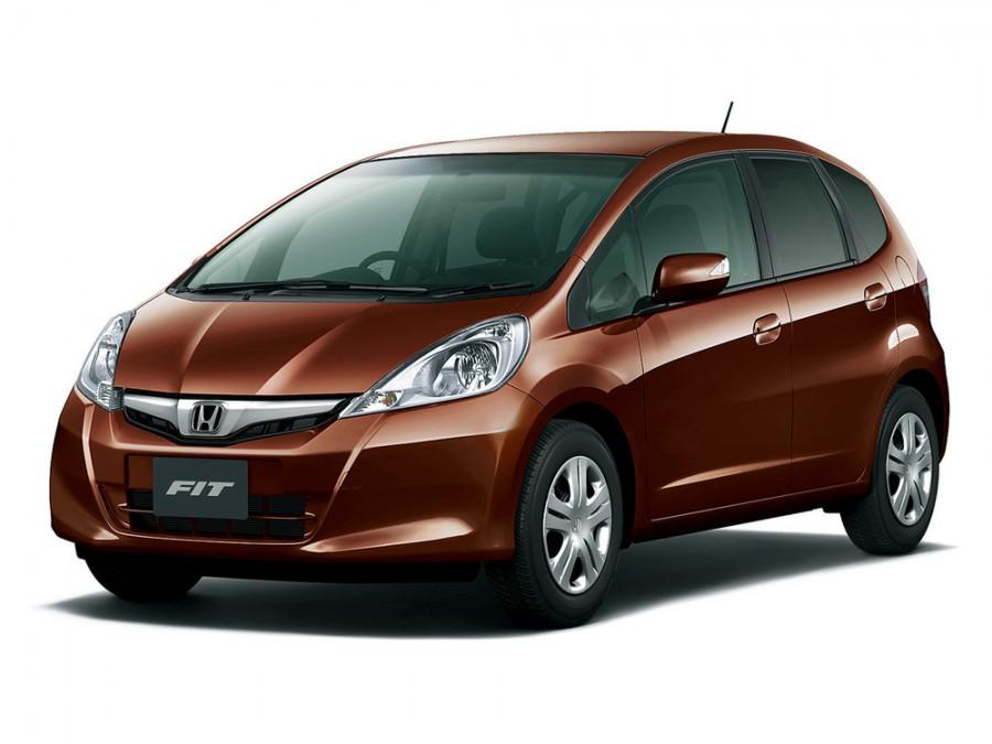 Honda Fit хетчбэк, 2010–2016, 2 поколение [рестайлинг] - отзывы, фото и характеристики на Car.ru