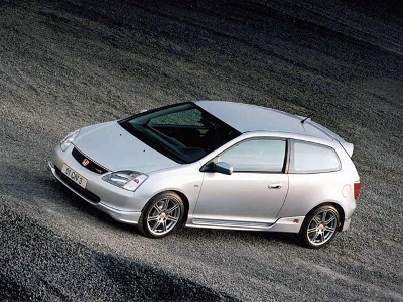 Honda Civic Type-R хетчбэк 3-дв., 2000–2005, 7 поколение - отзывы, фото и характеристики на Car.ru