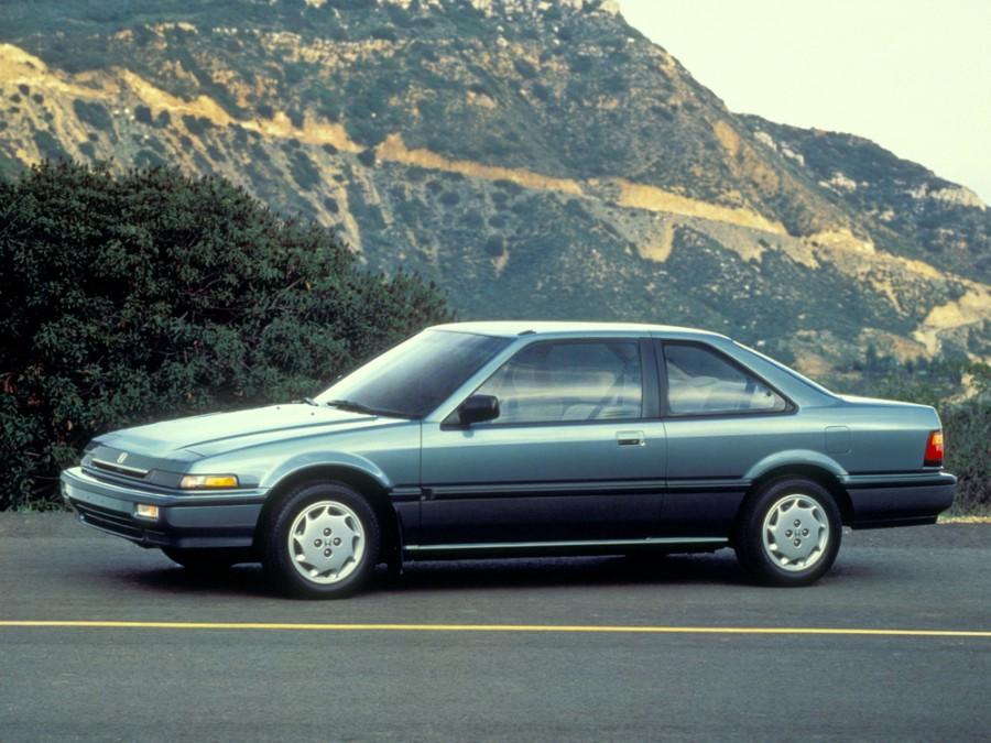 Honda Accord купе, 3 поколение - отзывы, фото и характеристики на Car.ru