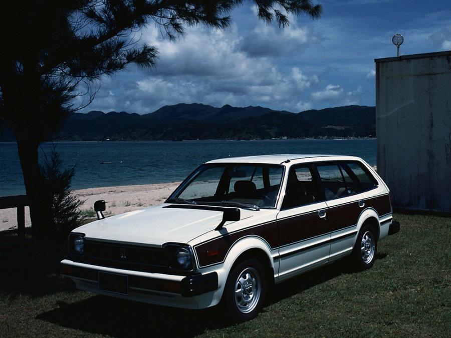Honda Civic Country универсал 5-дв., 2 поколение - отзывы, фото и характеристики на Car.ru