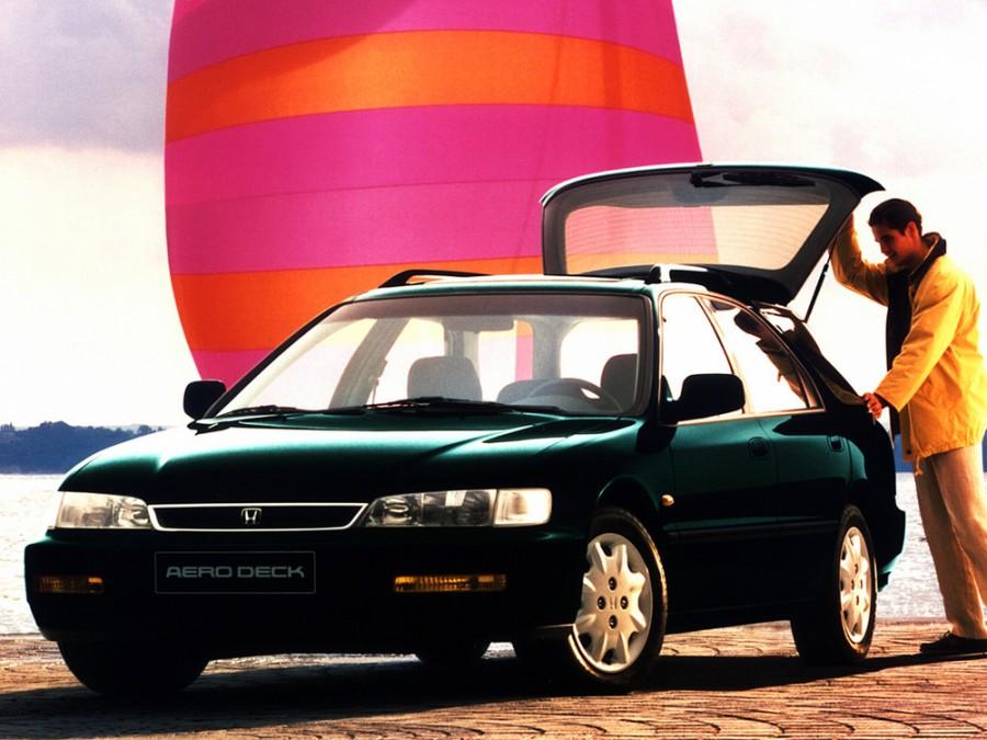 Honda Accord универсал, 1996–1998, 5 поколение [рестайлинг] - отзывы, фото и характеристики на Car.ru
