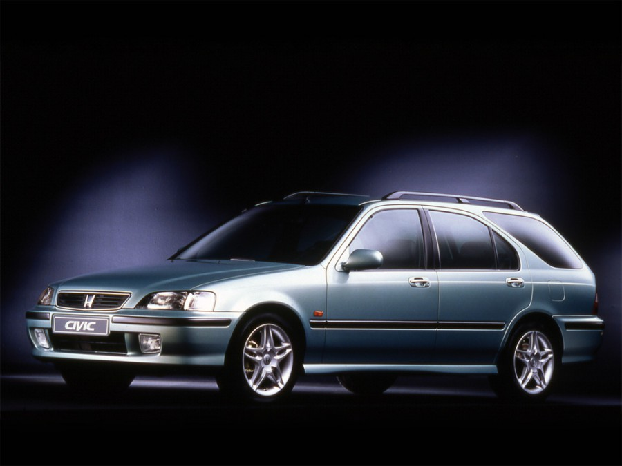 Honda Civic универсал, 1995–2001, 6 поколение - отзывы, фото и характеристики на Car.ru