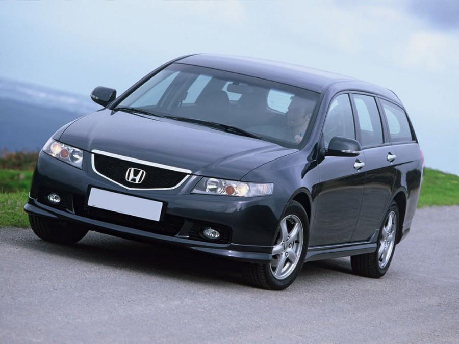Honda Accord универсал, 2002–2006, 7 поколение - отзывы, фото и характеристики на Car.ru