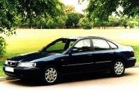 Honda Accord, 5 поколение [рестайлинг], Седан, 1996–1998