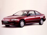 Honda Civic, 5 поколение, Купе, 1991–1997