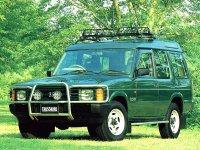 Honda Crossroad, 1 поколение, Внедорожник 3-дв., 1993–1998
