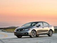 Honda Civic, 9 поколение [рестайлинг], Седан 4-дв., 2013–2016