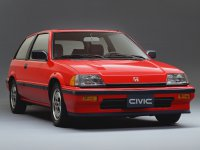 Honda Civic, 3 поколение, Si хетчбэк 3-дв.