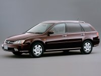 Honda Avancier, 1 поколение, Универсал 5-дв., 1999–2003