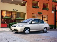 Honda Fit Aria, 1 поколение, Седан, 2002–2005