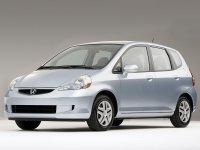 Honda Fit, 1 поколение, Хетчбэк, 2001–2007